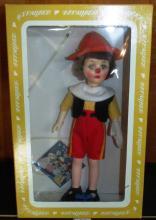 Effanbee Doll - Pinocchio #1192