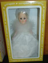 Effanbee Doll - Snow Queen #1152