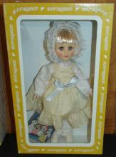 Effanbee Doll - Rebecca of Sunnybrook Farm #1181