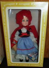Effanbee Doll - Red Riding Hood #1178