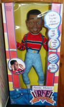 Family Matters Erkel Doll by Hasbro, pullstring, working voice box