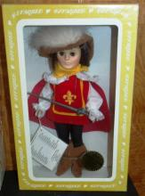 Effanbee Doll - The Musketeer #1183