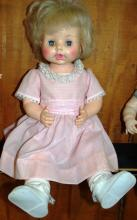 1969 Horsman Plastic Jointed Doll