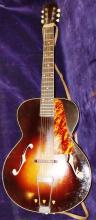 JED Acoustic Guitar with Faux Tortoise Shell Pick Guard