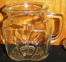 Crystal Juice Pitcher