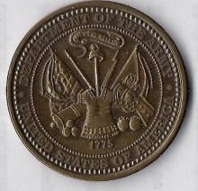 Department of Army Commemorative Coin