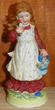 Holly Hobby Porcelain Figure