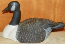 Jim Palmer Jr. Canadian Goose Antiqued by Cairn Studio 1990
