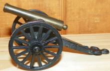 Metal Miniature Souvenir Cannon