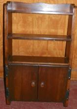 Stained Pine Cabinet