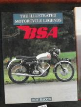 The Illustrated Motorcycle Legends