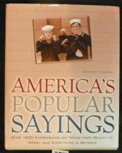 America's Popular Sayings