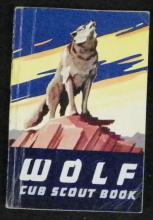 Wolf, Cubscout Book