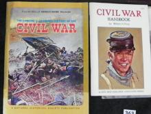 Collection of 2 Civil War Publications