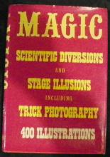 Magic, Scientific Diversions and Stage Illustrations