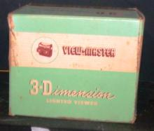 View Master 3-Dimension Viewer