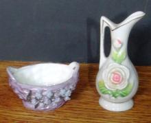 Collection 2 Miniature Porcelain Figures