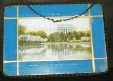 Chain Framed Photo Washington DC 1920