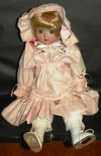 Porcelain Doll Baby