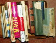Box Lot - Miscellaneous Books