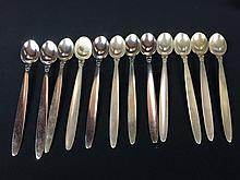 Georg Jensen Cactus Cocktail Spoons