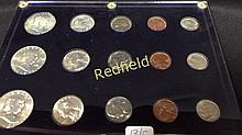 (3) Sets 1953 US Coins