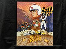 Speed Racer lithographs