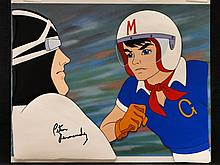 Speed Racer & Racer X