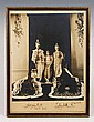 TRH King George VI, Queen Elizabeth, Princess