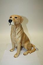 Beswick fireside model of a Labrador 2314