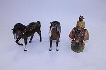 Beswick figure - Susie Jamaica, no. 1347 and two