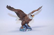 Beswick model of a Bald Eagle, no. 1018