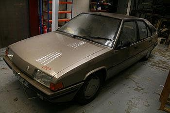 1985 Citroen BX19 GT - Only one owner and 5,800