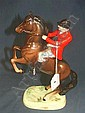 Beswick Huntsman on rearing horse No 868 (1)