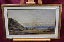 Henry George Hine (1811 - 1895), watercolour - coa