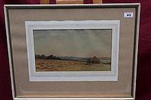 *Martin Hardie (1875 - 1952), watercolour - Essex
