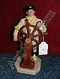 Royal Doulton figure 'The Helmsman' HN 2499 (1)