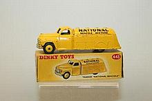 Dinky Tanker 'National Benzole' no. 443, boxed