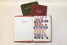 Stamps - World selection of Old Ideal Album and St