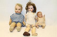 Dolls - Armand Marseille 390N A OeM, Made in Germa