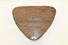 18th century tricorn hat box