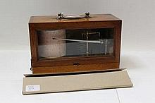 Early 20th century barograph, marked - Brevetes SG