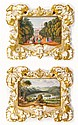 Pair good quality early nineteenth century