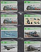 B.T. GENERAL PRIVATE CARDS: BTG 410-460 (82)