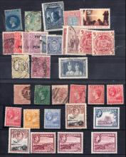 Brian Reeve Stamp Auctions - Sale No. 338