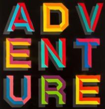 Ben Eine - Adventure
