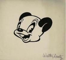 Walter Lantz - Untitled (Panda Bear)