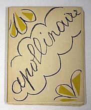 Henri Matisse - Apollinaire book, 1952