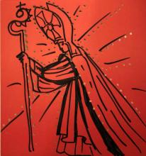 Salvador Dali - James the Lesser (Vicar of Britain)