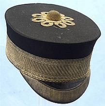 Royal Engineer's Officer's Forage Cap